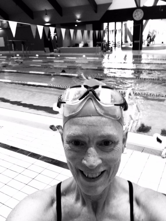 My Inspiration for Distance Swimming